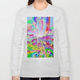Badlands USA Long Sleeve T-shirt