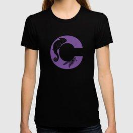 C is for Chameleon - Animal Alphabet Series T-shirt