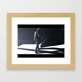 Parasomnia 02 Framed Art Print