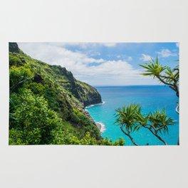 Na Pali Coast Rug