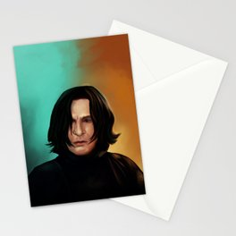 Severus Snape Stationery Cards