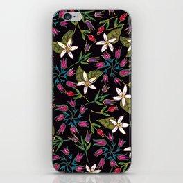 Mediterranean Flowers iPhone Skin