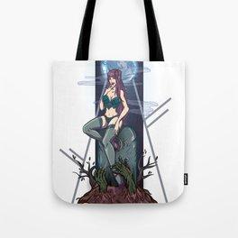 Zombie & Vampire Tote Bag