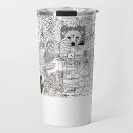 mashup Travel Mug