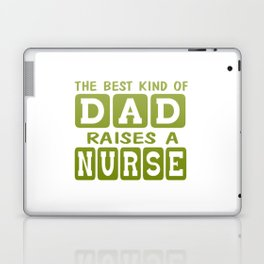 Dad's Nurse Laptop & iPad Skin