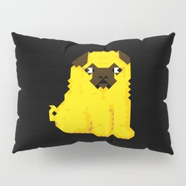 Exel Pug Pillow Sham