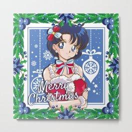 Merry Xmas Ami! Metal Print