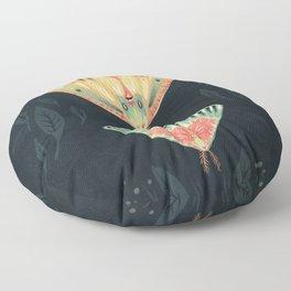 Moth Wings I Floor Pillow