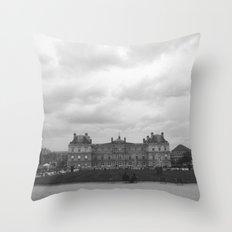 Cloud cover Throw Pillow