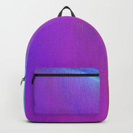 SUMMER BREEZE- Abstract Digital Image Texture Glitch Art Backpack