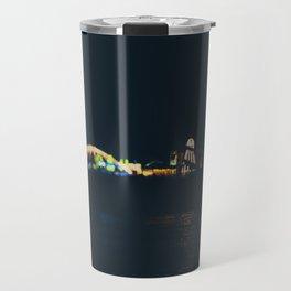 rainbow of lights ... Travel Mug