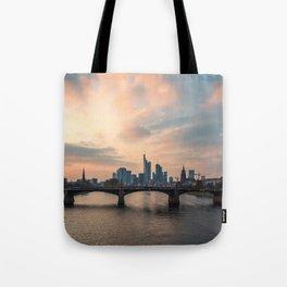 FRANKFURT 09 Tote Bag
