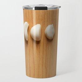 My Soul Runs on Garlic Travel Mug