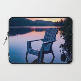 Sunsets & Summer Nights at the Cottage Laptop Sleeve