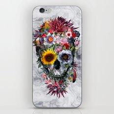 Voodoo Skull iPhone & iPod Skin
