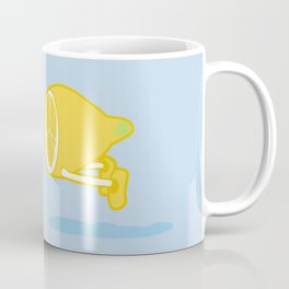 Catch the Half Lemon Coffee Mug