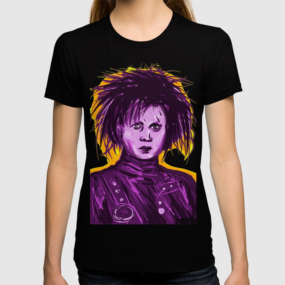 45adcb853 Edward Scissorhands (Johnny Depp) T-shirt by artoffernie   Society6