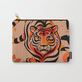 japanese tiger art Carry-All Pouch