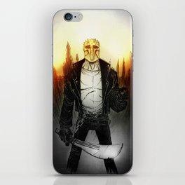 Psychosis iPhone Skin