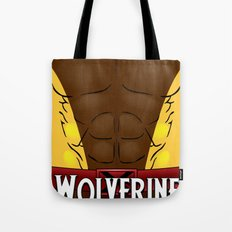Wolverine Classic Tote Bag