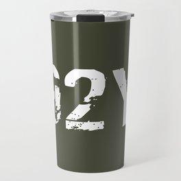 92Y Unit Supply Specialist Travel Mug