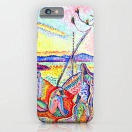 Henri Matisse Luxury Calm and Pleasure iPhone Case
