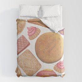 Biscuit Selection Comforters