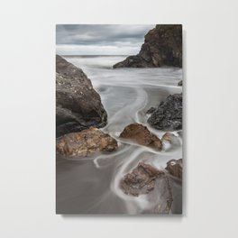 Time And Tide #2 Metal Print