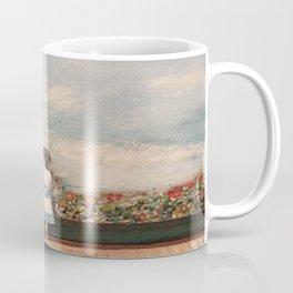 Francesca At Niagara Falls Coffee Mug