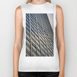 Skyscraper Abstract Biker Tank