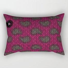 Good Times Paisley Rectangular Pillow