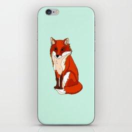 For Fox Sake iPhone Skin
