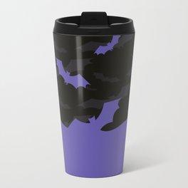Flying Bats Travel Mug