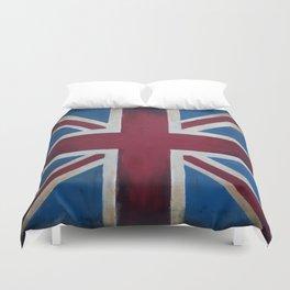 Union Jack Antique Duvet Cover