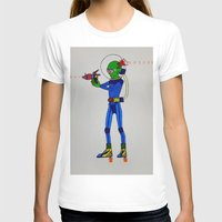 physics T-shirts featuring Alien Physics  by DApple