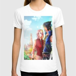The lost promise cover T-shirt