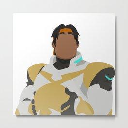 Hero Hunk - Voltron Legendary Defender Metal Print