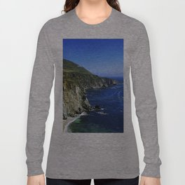 Big Sur, CA. Long Sleeve T-shirt