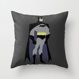 Batman(Wayne) Throw Pillow
