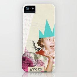 Envie iPhone Case