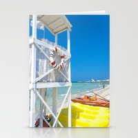 italy Stationery Cards featuring Italy by Sébastien BOUVIER
