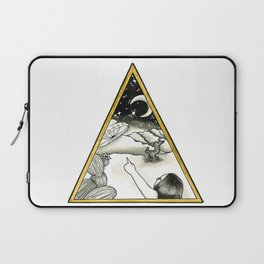 Desert Sightings Laptop Sleeve
