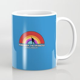 Remembering Rainbow Randolph Coffee Mug