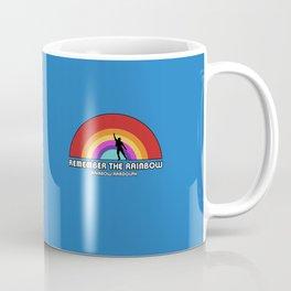 Remembering Rainbow Randolph Coffee Mug