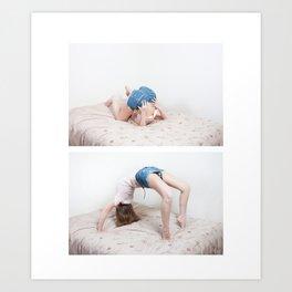 LULA Art Print