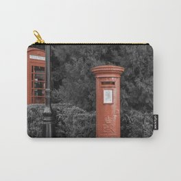 British Icons Carry-All Pouch