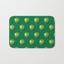 Green Apple_B Bath Mat