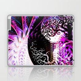 Purple Opposition Laptop & iPad Skin