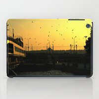 istanbul iPad Cases featuring Istanbul by habish