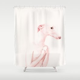 Endless again Shower Curtain